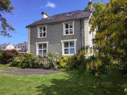 5 Bedrooms Detached House for sale in Waunfawr, Caernarfon, Gwynedd, LL55