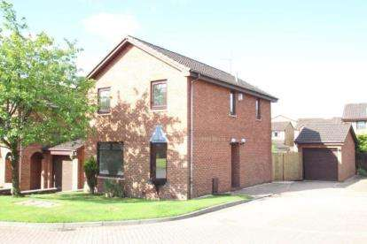 3 Bedrooms Detached House for sale in Ladeside Close, Newton Mearns