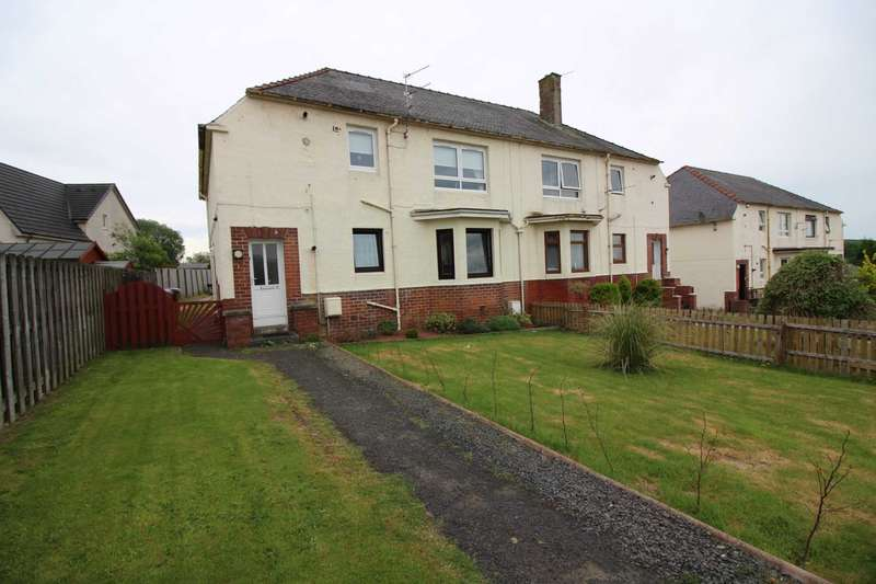 2 Bedrooms Flat for sale in Car Road, Cumnock