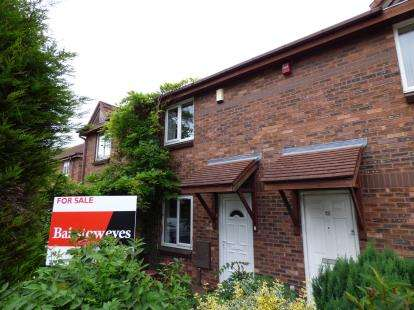 2 Bedrooms Terraced House for sale in Ash Mews, Acocks Green, Birmingham, West Midlands