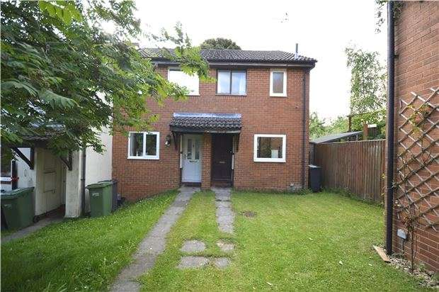 2 Bedrooms End Of Terrace House for sale in Stone Manor, Bisley Road, Stroud, Gloucestershire, GL5 1JE
