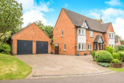 4 Bedrooms Detached House for sale in Coppicewood Drive, Littleover, Derby, Derbyshire