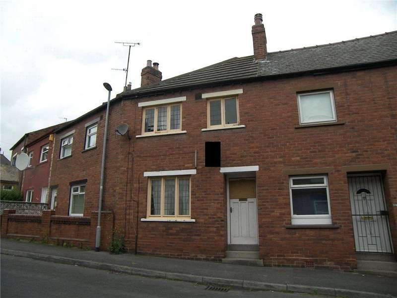 2 Bedrooms Terraced House for sale in Garnet Place, Leeds, West Yorkshire