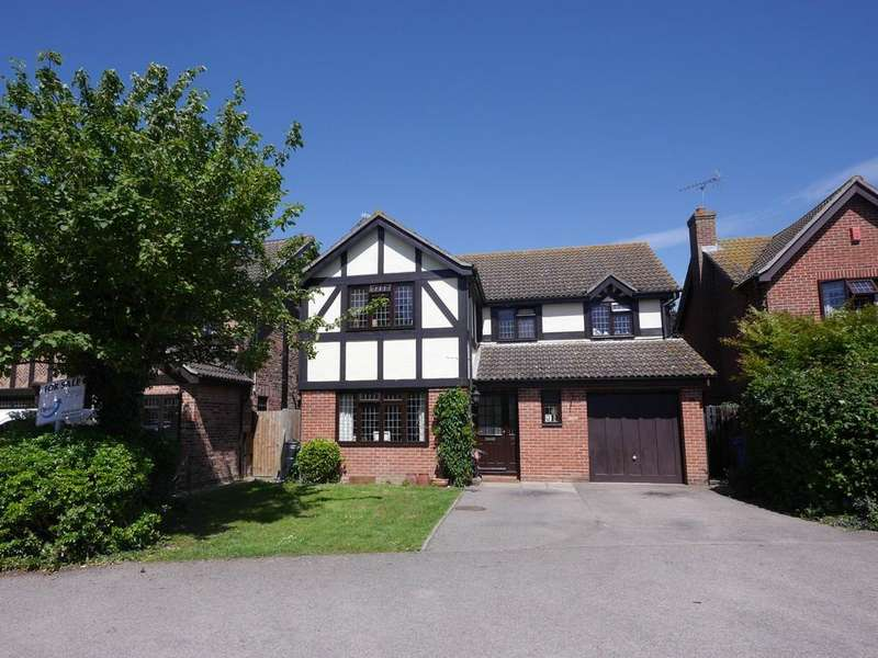 4 Bedrooms Detached House for sale in Burr Close, Ramsey