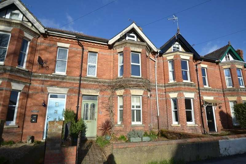 4 Bedrooms Terraced House for sale in Blandford