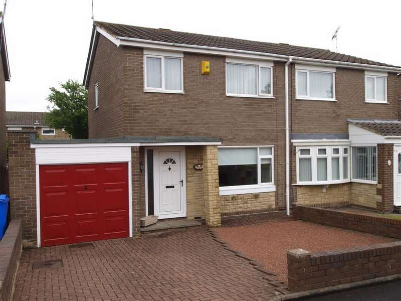 3 Bedrooms Property for sale in Totnes Drive, Cramlington