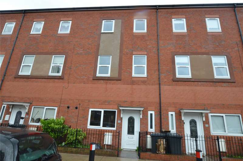 4 Bedrooms Terraced House for sale in Seaforth Road, Liverpool, Merseyside, L21