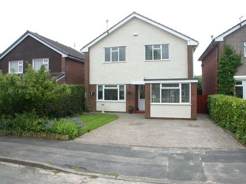 4 Bedrooms Detached House for sale in POYNTON (PETREL AVENUE)