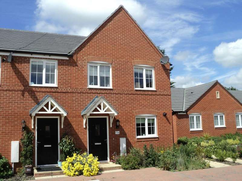 3 Bedrooms End Of Terrace House for sale in Woodpecker Mead, Lower Stondon SG16
