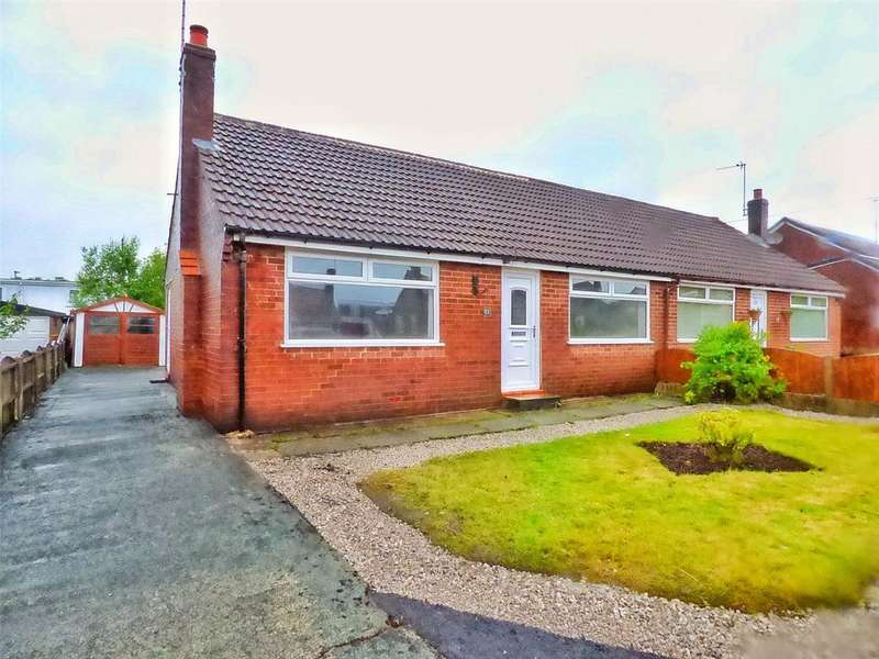 2 Bedrooms Semi Detached Bungalow for sale in Ullswater Avenue, Royton, Oldham, OL2