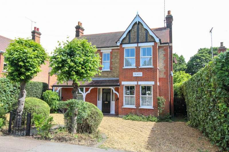 4 Bedrooms Detached House for sale in Ingrave Road, Brentwood, Essex, CM13