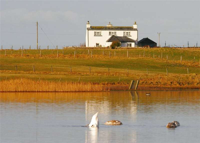 4 Bedrooms House for sale in Ben View, Ben View, 9 Knockintorran, Isle Of North Uist, Eilean Siar, HS6