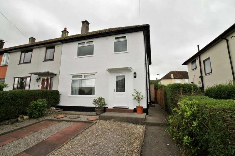 3 Bedrooms Semi Detached House for sale in Briar Bank, Carlisle