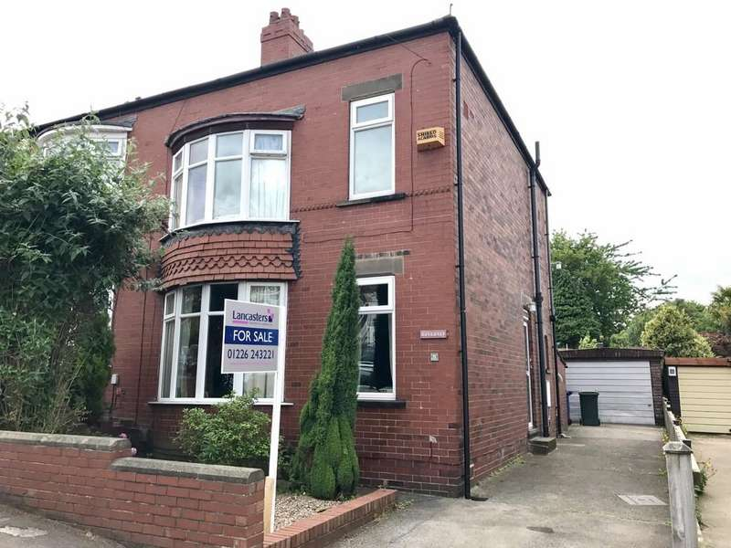 3 Bedrooms Semi Detached House for sale in Queens Drive, Barnsley S75
