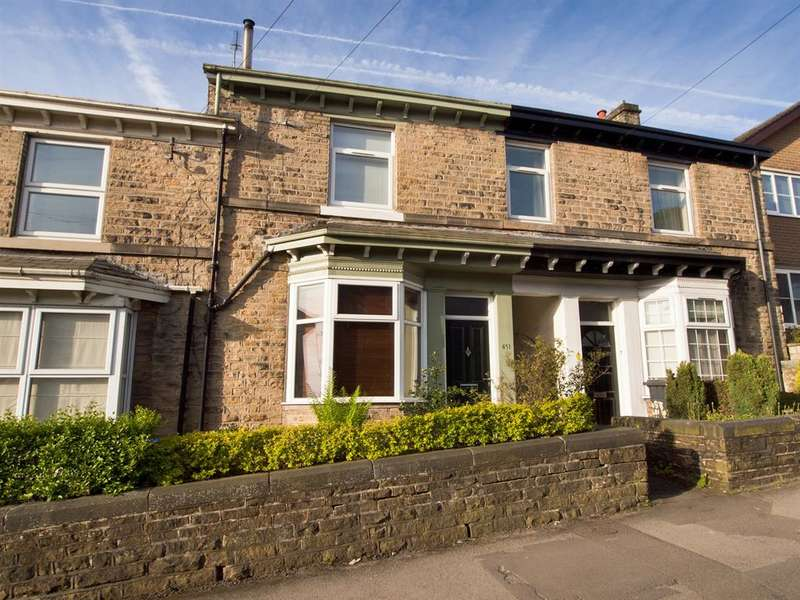 3 Bedrooms Terraced House for sale in Springvale Road, Crookes, Sheffield, S10 1LQ