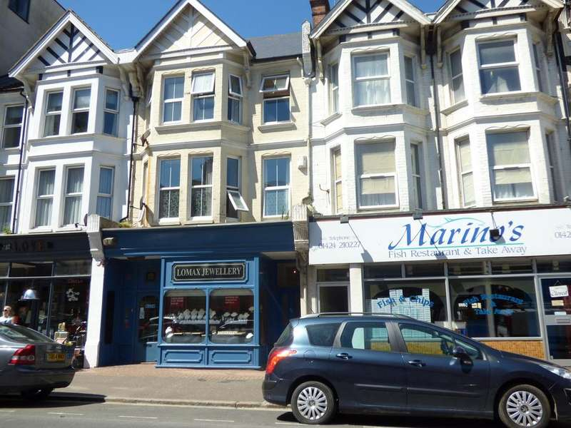 2 Bedrooms Flat for sale in Sackville Road, Bexhill-on-Sea, TN39