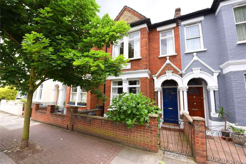 3 Bedrooms Terraced House for sale in Strathville Road, Southfields, London, SW18