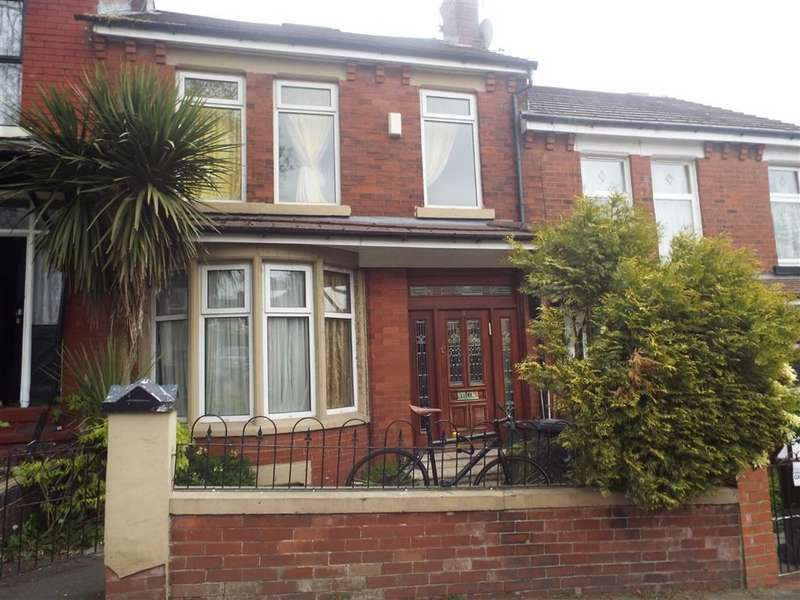 5 Bedrooms Terraced House for sale in Jesmond Avenue, Prestwich