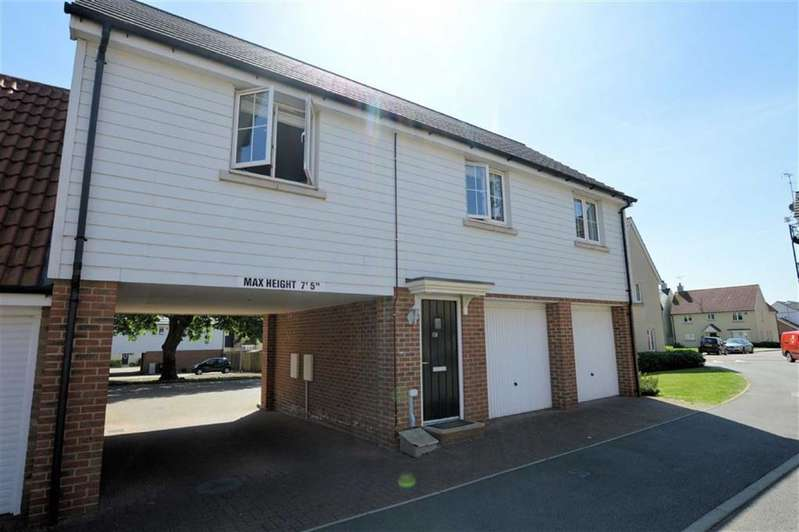 2 Bedrooms Property for sale in Blenhiem Square, North Weald
