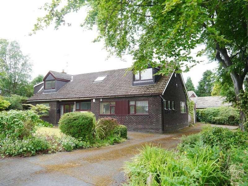 5 Bedrooms Detached Bungalow for sale in Fellside, Darras Hall