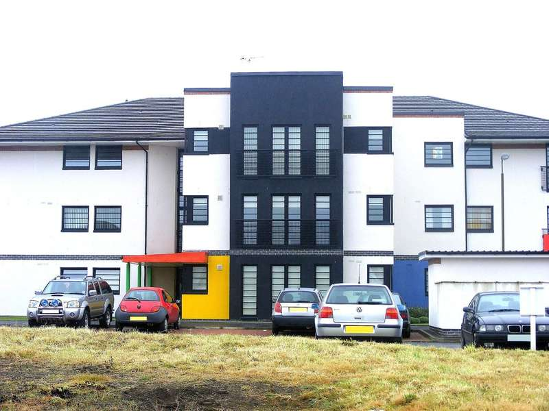 2 Bedrooms Apartment Flat for sale in Whiteside Court, Bathgate