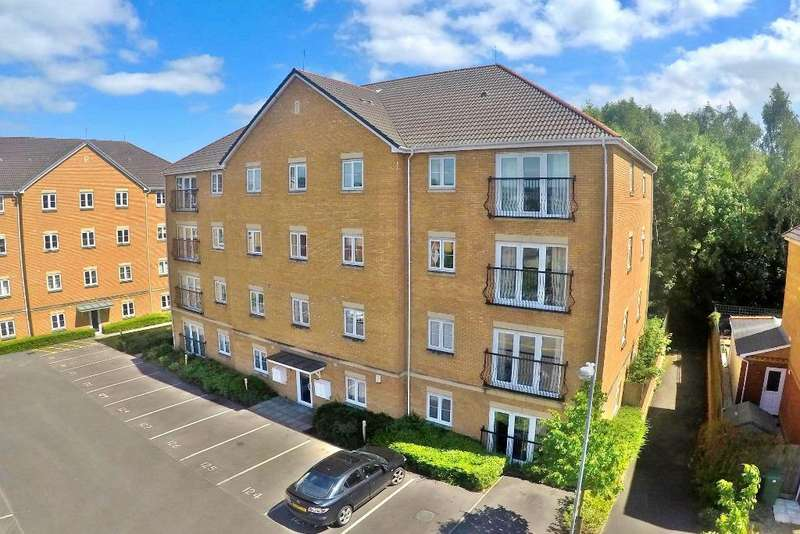 1 Bedroom Apartment Flat for sale in Wyncliffe Gardens, Pontprennau, Cardiff