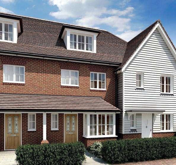 3 Bedrooms House for sale in Cross Acres, Bersted Park, Bognor Regis, PO21