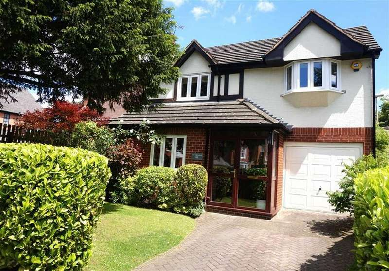4 Bedrooms Detached House for sale in Elms Road, Stoneygate, Leicester