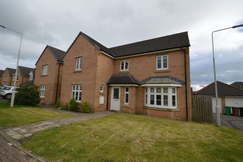 4 Bedrooms Detached House for sale in Kingfisher Place, Dunfermline, KY11