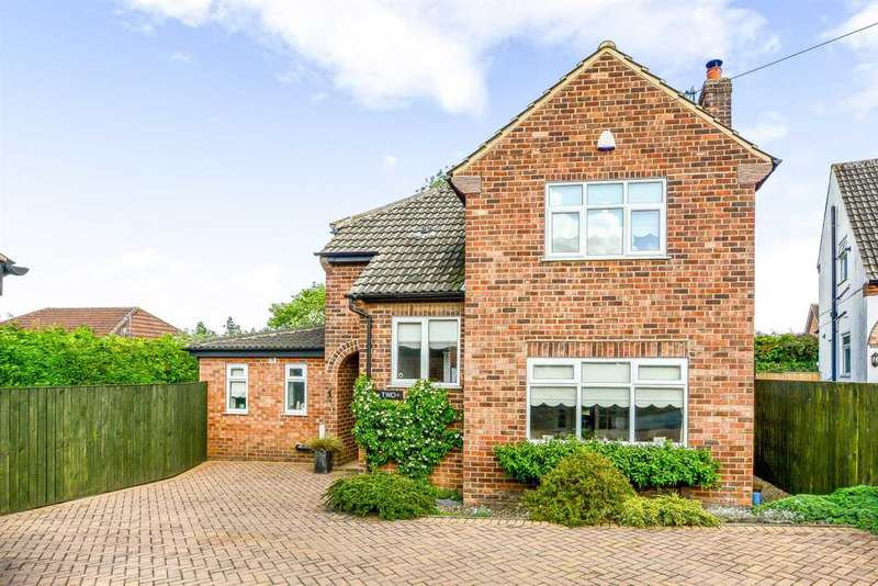 4 Bedrooms Detached House for sale in York Close, Knaresborough