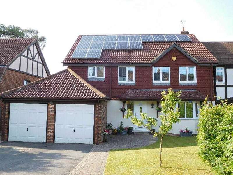 5 Bedrooms Semi Detached House for sale in Moat Farm, Tunbridge Wells