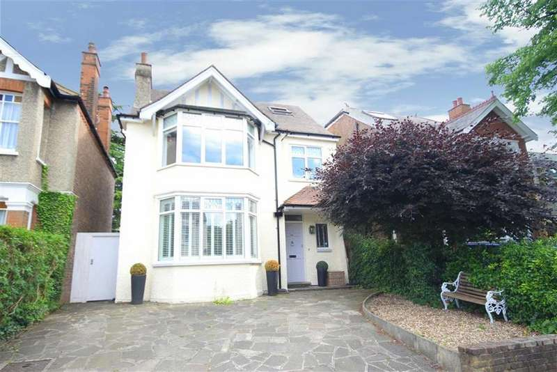 5 Bedrooms Detached House for sale in Granville Road, High Barnet, Hertfordshire