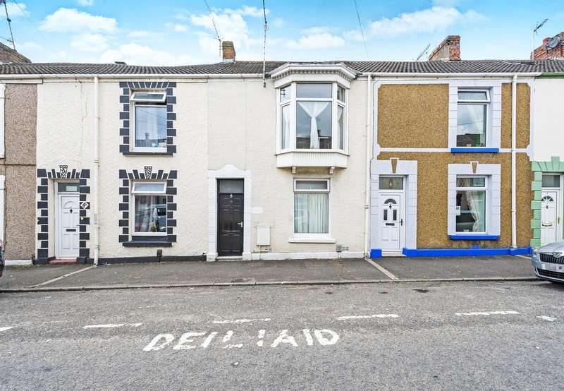 5 Bedrooms Terraced House for sale in Richardson Street, Swansea