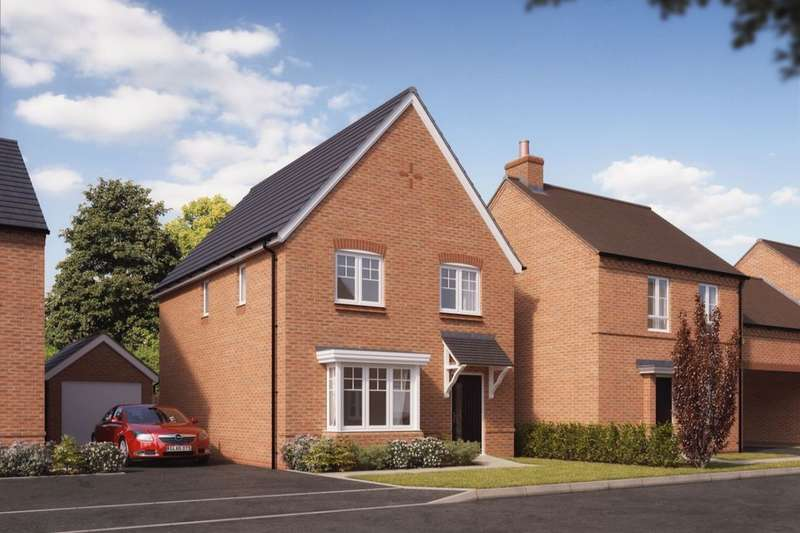 3 Bedrooms Detached House for sale in Midland Road, Swadlincote, DE11