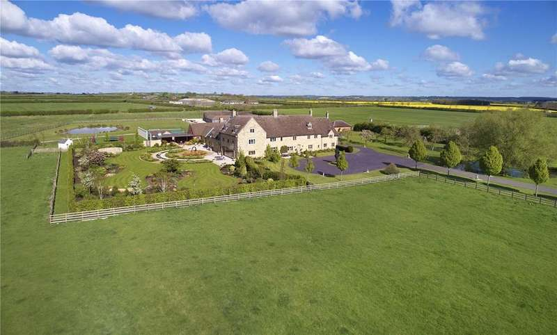 6 Bedrooms Equestrian Facility Character Property for sale in Tysoe Road, Kineton, Warwick, CV35