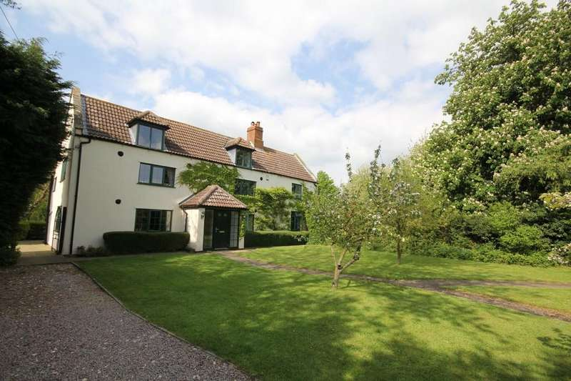 5 Bedrooms Farm House Character Property for sale in Hanby, Grantham