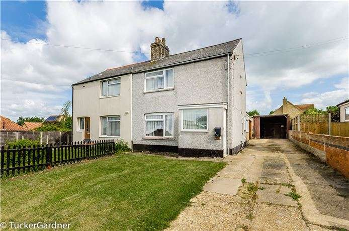 3 Bedrooms Semi Detached House for sale in West End, Haddenham, Ely