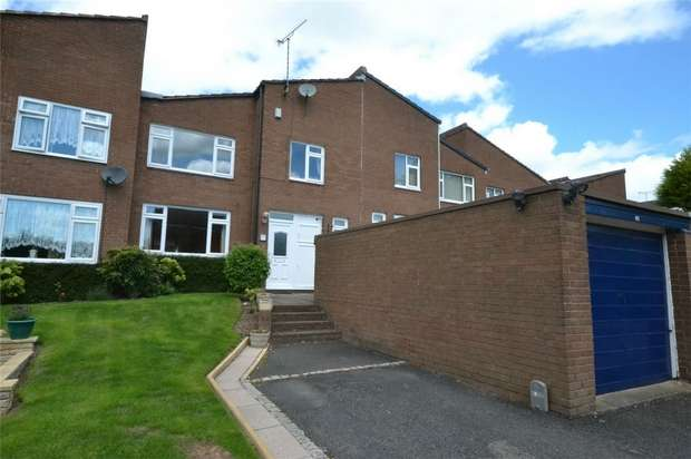 3 Bedrooms Terraced House for sale in Deercote, Hollinswood, Telford, Shropshire