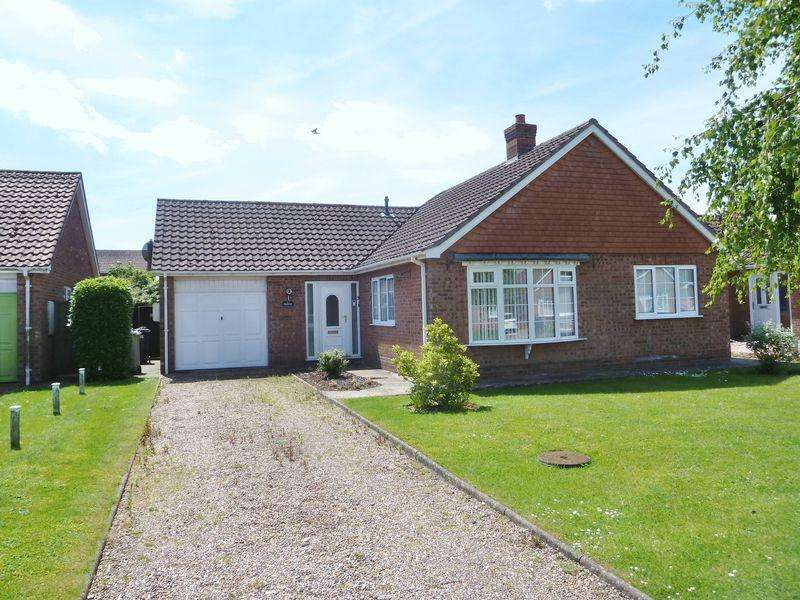 3 Bedrooms Bungalow for sale in Lucan Close, Sibsey