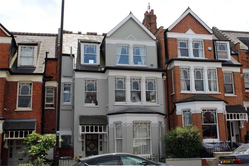 2 Bedrooms Flat for sale in Alexandra Park Road, Muswell Hill, London