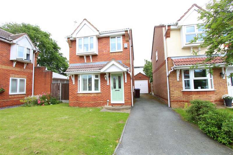 3 Bedrooms Detached House for sale in Newsham Road, Huyton, Liverpool