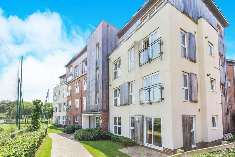 1 Bedroom Flat for sale in Brunswick Place, Totton, Southampton, SO40