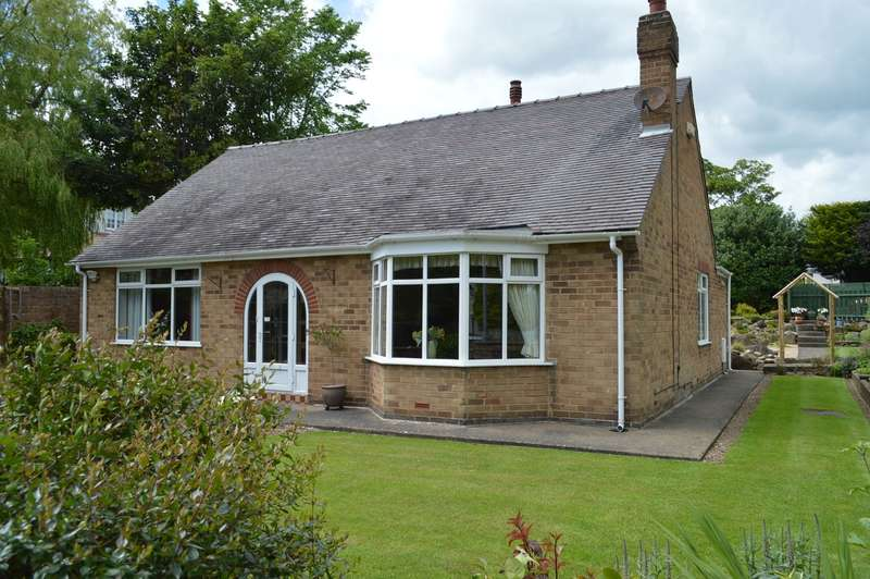 3 Bedrooms Detached Bungalow for sale in Eastgate, Hornsea, East Riding of Yorkshire