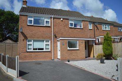 3 Bedrooms End Of Terrace House for sale in Scotch Orchard, Lichfield