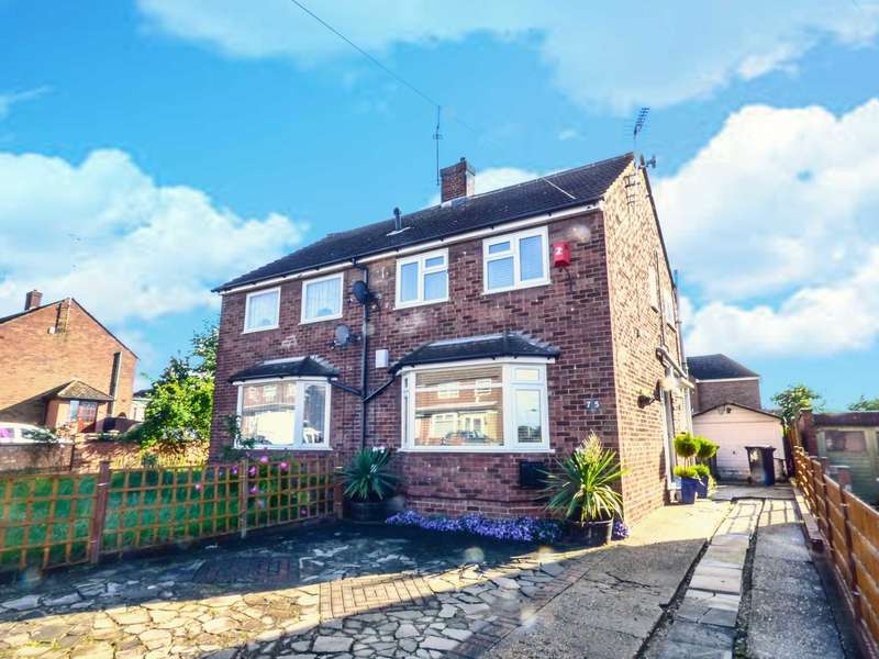 3 Bedrooms Semi Detached House for sale in Wordsworth Road, Luton