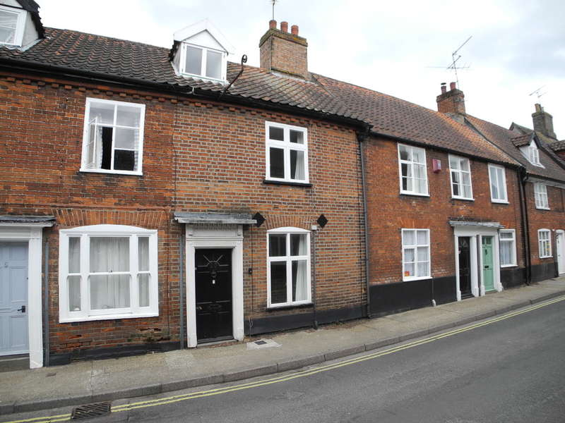 2 Bedrooms Terraced House for sale in 25 Upper Olland Street