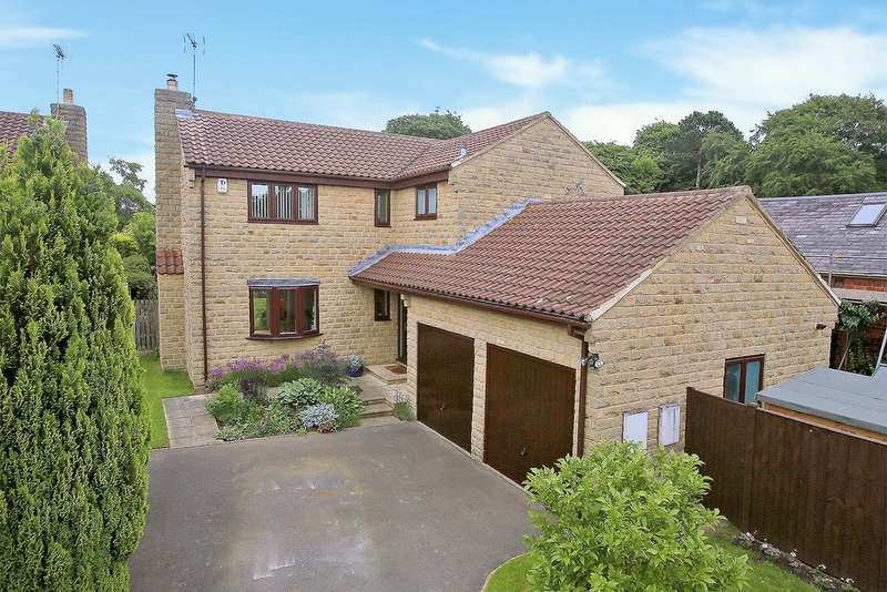 5 Bedrooms Detached House for sale in Fieldhead Paddock, Boston Spa, Wetherby, LS23 6SA