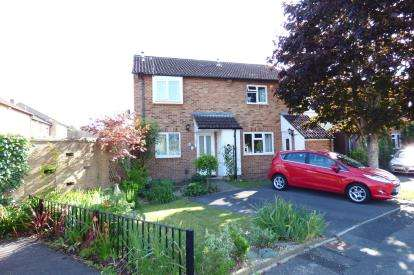 2 Bedrooms End Of Terrace House for sale in Bearwood, Bournemouth, Dorset