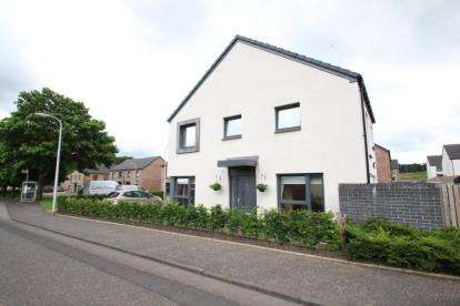 3 Bedrooms Semi Detached House for sale in Getter Grove, Twechar, Kilsyth, Glasgow