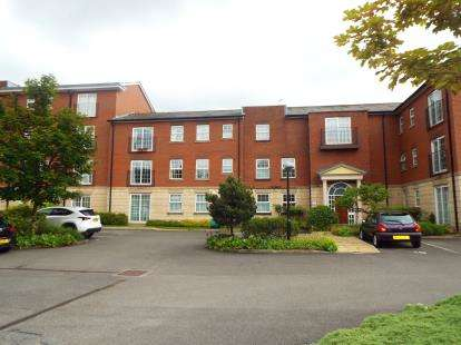 2 Bedrooms Flat for sale in Wentworth Court, Higher Lane, Whitefield, Manchester